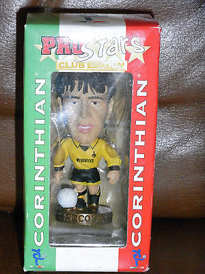 Recoba # 23334 - Inter Milan - Corinthian Pro Star Club Edition Figure - BOXED