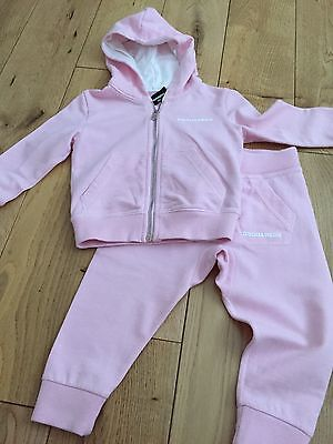 dsquared Baby Girl Tracksuit Age 12 Months