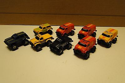 McDonalds Happy Meal Stompers by Schaper lot of 8
