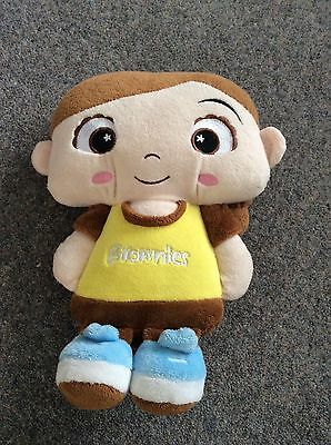 Brownies / Girl guiding Doll Soft Plush Toy