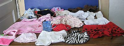 Build a Bear / Teddy / Doll Clothes and Accessories Large 20 Piece Lot