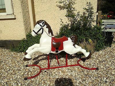 Vintage Ex Shop Display Rocking Horse