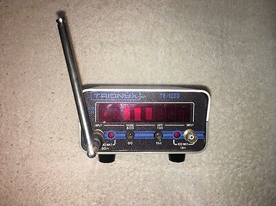 Trionyx TR-1000 Frequency Counter Excellent Condition! Free Shipping!