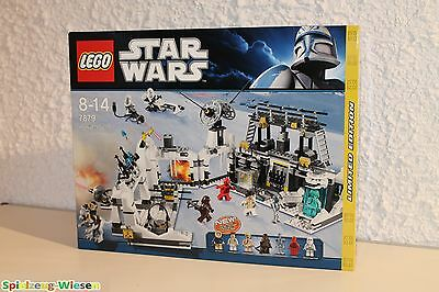 LEGO® STAR WARS™ 7879 Hoth Echo Base™ - NEU & OVP -