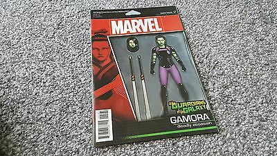 ALL-NEW GUARDIANS of the GALAXY #1 ACTION FIGURE VARIANT (2017) MARVEL SERIES
