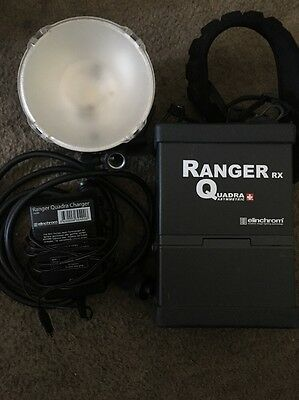 Elinchrom Quadra Ranger rx with Action Flash