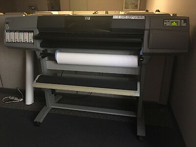 "Hp Designjet 5500ps 42"" Wide Format Printer"