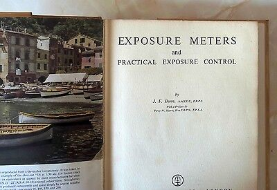 Exposure Meters And Practical Exposure Control By J F Dunn