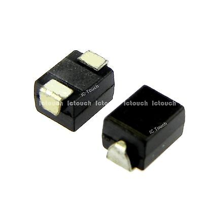 500pcs SS36 DO-214AC SR360 SMD Schottky Barrier Diode TOSHIBA Diodes