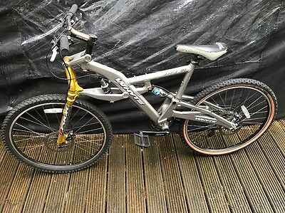 Whyte JW-2 Mountain Bike - Full Suspension - Excellent Condition
