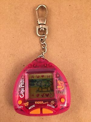 Tiger GIGA PETS ~ KOALA ~ Your Virtual Pet Pink WORKS comes with batteries
