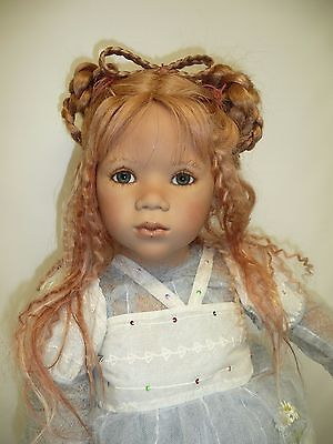 Pre-owned Liniki by Annette Himstedt from 2006 w/Gold Accents, COA 143/377 & Box