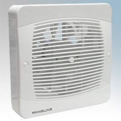 """Manrose Primeline PEF6040 Extractor Fan with Humidistat for 6""""/150mm ducting"""