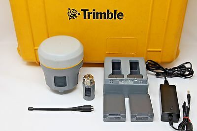 Trimble R10 GPS Glonass GNSS Survey 410-470MHz Base or Rover Receiver L5 Galileo