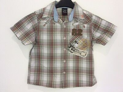 Boys cotton shirt from Next age 11/2 - 2