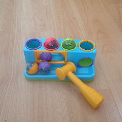 little Tikes hammer and ball