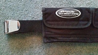 Beaver Tech Weight System 4 pouch weight belt