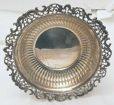 Whiting Sterling Centerpiece / Fruit Bowl #5521