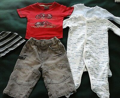Baby boys clothes bundle,  aged 3-6 months