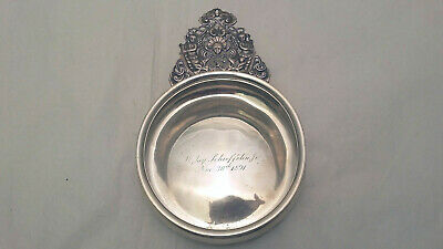 Tiffany & Co. Sterling Porringer