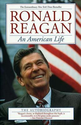 An American Life : The Autobiography by Ronald Reagan (1999, Paperback)