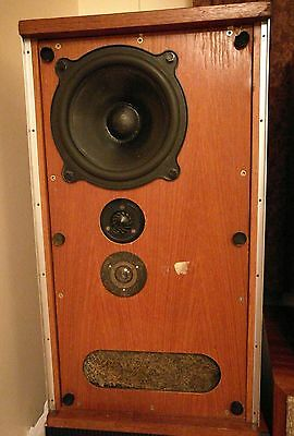 B&W DM/2,Speakers,vintage,classic,rare.delivery option