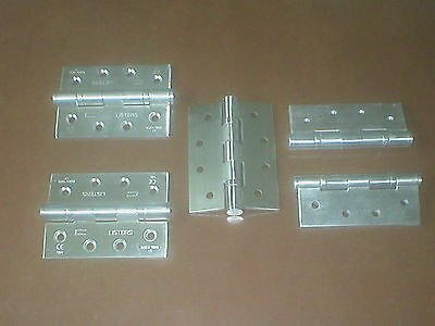 Job Lot Butt Hinges 5 In Total