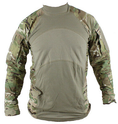 (Excellent Condition) MASSIF OCP Multicam Army Combat Shirt - Flame Resistant