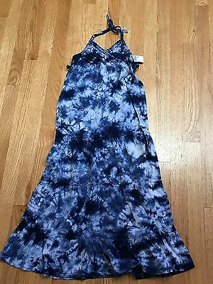 Justice Long Summer Dress - Girls Size 8 - New With Tags