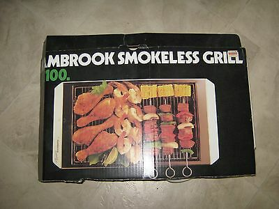 Kambrook Smokeless Grill