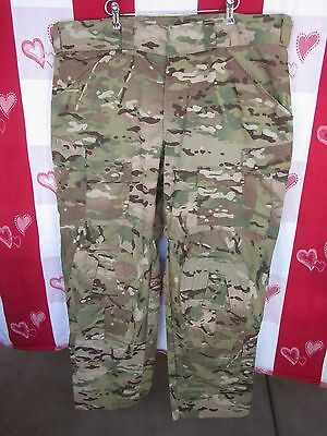 US Issue Multicam CRYE PRECISION Brand FR Combat Pants, Unissued, EXTRA LARGE XL