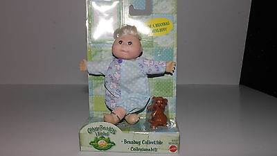 Cabbage Patch Kids Beanbag Collectible New