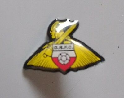 Doncaster Rovers pin badge
