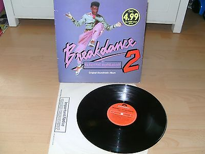 """Breakdance 2 is Electric Boogaloo, 12""""vinyl record LP1983/4"""