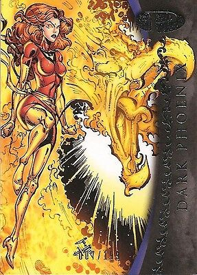 2012 Marvel Premier DARK PHOENIX No. 45 Base Card #007/199