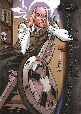 2012 Marvel Premier PROFESSOR X No. 31 Base Card #002/199