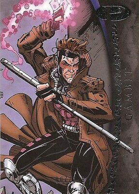 2012 Marvel Premier GAMBIT No. 24 Base Card #007/199