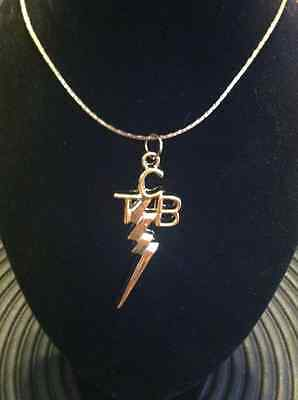 **the Elvis Presley Tcb Necklace!!**