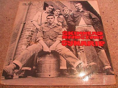 "Symarip - Skinhead Moonstomp 12"" LP ORIGINAL UK Trojan 1970 EX- Reggae RARITY"