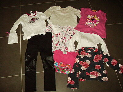 Bundle Of Girls Clothes - Size 6 - Cotton On, Milshake, Etc