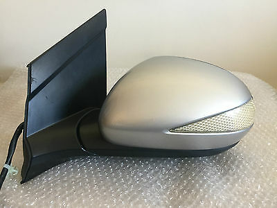 Honda Civic Mk8 2006 2011 Door Wing Mirror Ns Left Passenger Side (Genuine)