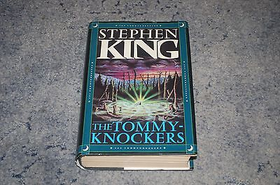 Stephen King The Tommyknockers Uk 1St Edition First Print Hardback Book