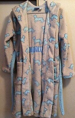 Peter Alexander Kids Dressing Gown  Size 8