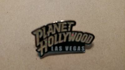 planet hollywood Las Vegas pin..mint condition.