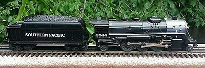 Lionel #6-18654 Southern Pacific 4-6-2 Steam Locomotive with Whistle Tender