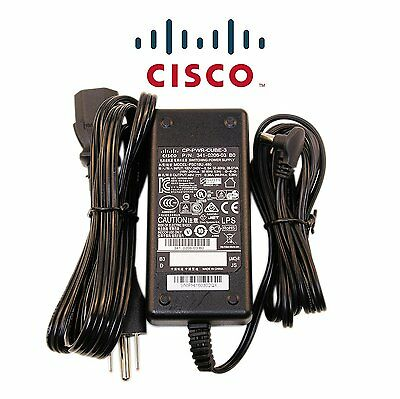 Cisco CP-PWR-CUBE-3  for 79XX Power Adapter