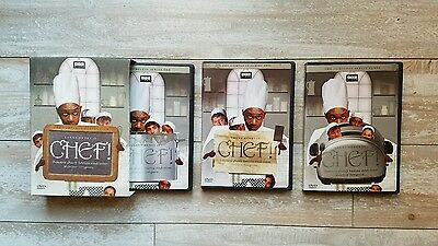 Chef: Complete Collection  BBC (DVD, 2005, 3-Disc Set)