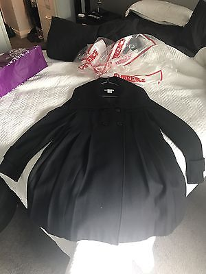 Size 10 Maternity Overcoat