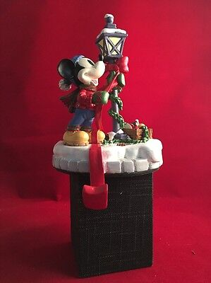 Disney Mickey Mouse Christmas Stocking Holder