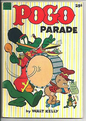 Pogo Parade Dell Comic 1953 #1 - Fair